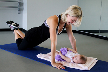 fitness-tips-for-new-moms